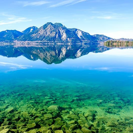 Ausflug zum Walchensee